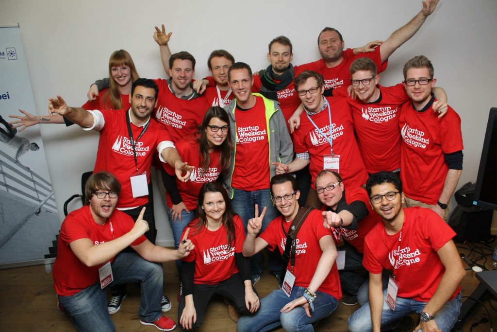 The SW Cologne 2015 organizers and volunteers